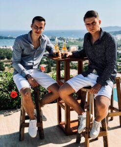 Social Cash Club Gründer Max und Max